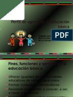 PERFIL DE EGRESO DE LOS ALUMNOS DE EDUCACION BASICA2