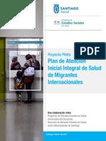 Plan Atencion Inicial Migrantes - Febrero 2017