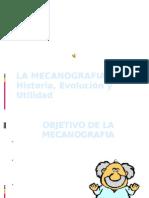 LA MECANOGRAFIA