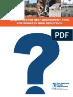 Herramienta de autoevaluación del sector salud para la reducción de riesgos en desastres