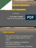 EIS PM definition role_Jan18