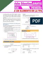 Ubicación-de-un-Elemento-en-la-TPA-Para-Primer-Grado-de-Secundaria