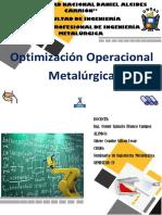 OPTIMIZACIÓN OPERACIONAL METALÚRGICO (SEMINARIO METALÚRGICO).pdf