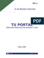 Guia de usuario Tu Portal
