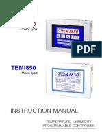 TEMI880&850 Manual(Eng)