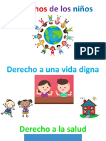 Derechos de los niños clase