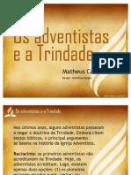 Adventistas e a Trindade
