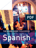 The Rough Guide - Spanish Phrasebook