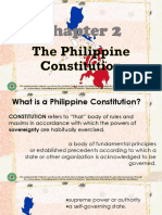 01Chapter 2 Philippine Constitution