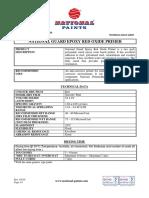 National Guard Epoxy Red Oxide Primer