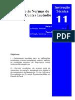 IT-11-Parte-I- EDIFICAÇÕES HISTÓRICAS cbmpa