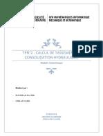 rapport de TP2(BOUMRAH BACHIR-GHILAS NABIL