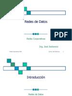 Presentacion Redes de Datos 2008 (laminas)