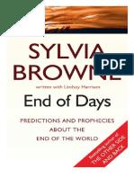 La fin des temps de Syvia Browne.pdf