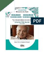Decoloniser Les Sciences Sociales Descolonizar Las Ciencias Sociales PDF Autoportant