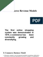 E-commerce revenew models_session_5