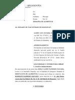 DEMANDA DE ALIMENTOS- KEILY PANDURO FATAMA