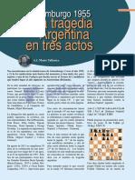 Una tragedia Argentina en tres actos