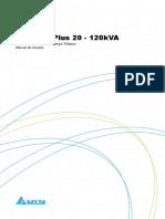 Manual do usuário - Série NH Plus 120 KVA - PRT_BRZ  - rev .pdf