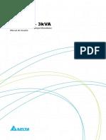 Manual do usuário - Série N 1-3KVA - 5011331901 - PRT_BRZ -