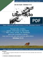 Liberdade cristã II