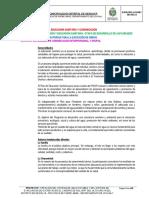03 GESTION DEL SERVICIO, EDUCACION SANITARIA Y COMUNICACION