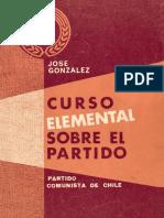 CURSO ELEMENTAL SOBRE EL PARTIDO