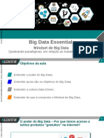 Entendendo o Mindset de Big Data