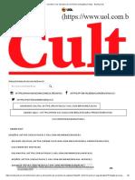 Um Útero é do Tamanho de um Punho de Angélica Freitas - Revista Cult