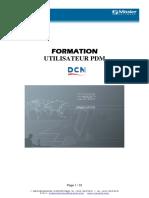 MANUEL FORMATION UTILISATEUR PDM