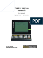 8260 manual