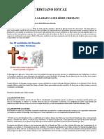 EL LIDERAZCO CRISTIANO EFICAZ