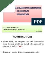 Enzymologie 10