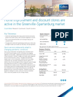 2020 Q3 Retail Greenville Spartanburg Anderson Report