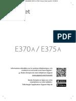 Gigaset E375 + C200A