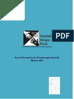 Curso Formativo (Gestalt)marzo 2011Hyo.