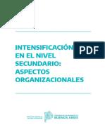 Intensificación en el Nivel Secundario (1)