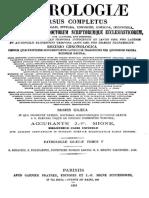 Ignatius Antiochensis, Martyrium S Ignatii (MPG 005 0979 0994), GM