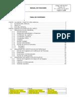 MF-GH-001 Manual de Funciones V.3