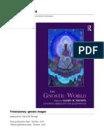 The Gnostic World - Garry Trompf