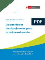 Autoev_Capacidades Institucionales (Bolivar)