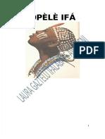 Opele de Ifa Libro Correcto