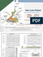 San Luis Potosí bioclimatico