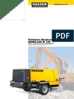 KAESER M135 Produktinformation
