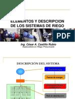 2. Elementos y Descripcion del sistema de riego JAEN