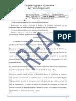 Ensayo Reforma de Córdoba 300palabras