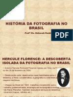 História da Fotografia no Brasil