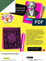 Ética profesional y psic.4
