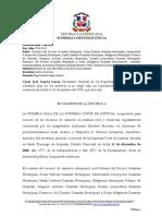 Fotocopias - Documentos - Valoracion - Fuerza Probatoria - Reporte2016-3676