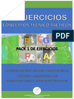 PACK 1 15 EJERCICIOS